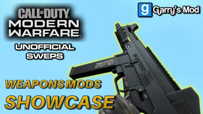 Unofficial Modern Warfare 2019 SWEPs - Garry's Mod Weapon Mods Showcase