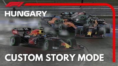 F1 2021 Custom Story Mode Episode 7: Hungary Fight Back
