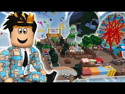 i built a very dangerous theme park... I didn't murder anyone