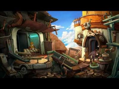 Karite Plays: Deponia 4 - Where's the Fuse?!
