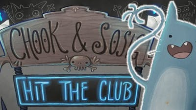 ARE YA READY TO BE A GOBLIN?! | Chook & Sosig: Hit The Club