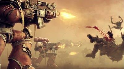 Warhammer 40K Dawn of War III 2021 - Chapter 1 The Defense of Varlock Keep - Space Marines