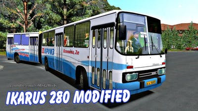 OMSI 2 – IKARUS 280 - The Modified-Upgrade