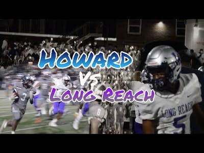 INSANE ENDING to Heated Rivalry | Howard vs Long Reach HS | Game of the Year? | Full Game Highlights