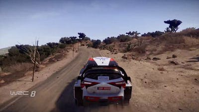 WRC 8 FIA World Rally Championship MEXICO TOYOTA Yaris WRC