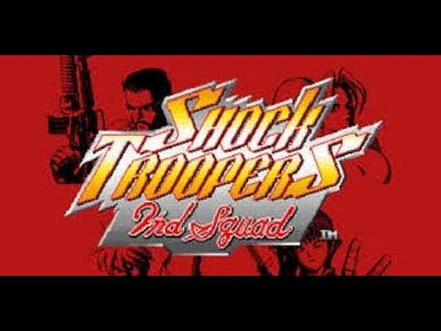 01 PLAYER - Shock Troopers 2nd Squad - Parte 01
