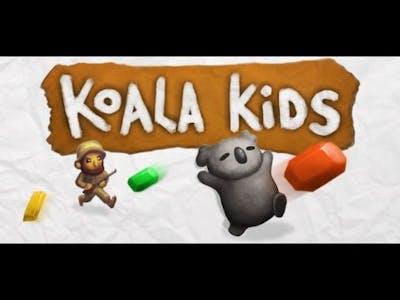 Koala Kids aka Mario with bombs