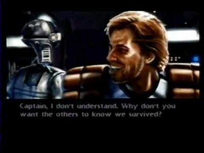 The End of - Star Wars: Shadows of the Empire (N64)