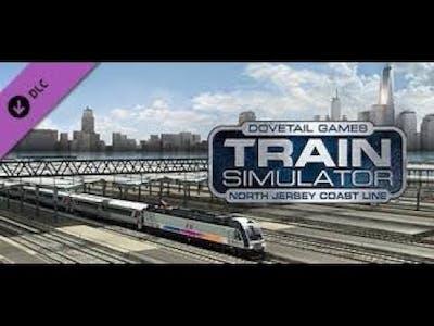 Train Simulator Bay Head-New York Penn Timelapse