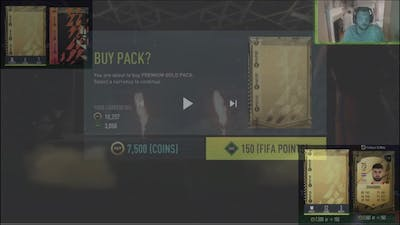 THIS IS WHAT YOU GET FROM 4600 FIFA POINTS IN FIFA 22!