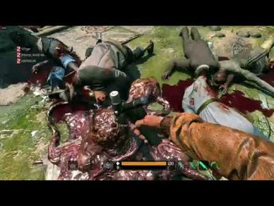 Dying Light Bad Blood - Sampling Failed GamePlay HD 60FPS
