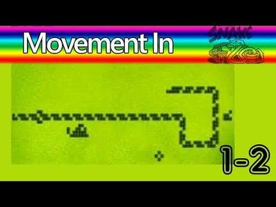 Movement In Snake - Clickteam Fusion 2.5