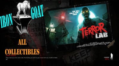 Zombie Army 4: Dead War Guide - Terror Lab - All Collectibles