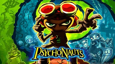 Psychonauts game lawas SD