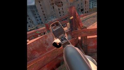 CONTRACTORS pre game activities vr oculus quest 2