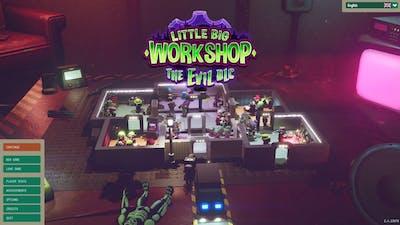 Little Big Workshop Evil DLC - Episode 12 - Will We Go Bankrupt?