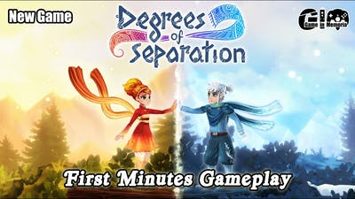 New Game : Degrees of Separation - First Minutes Gameplay [1080p 60fps]