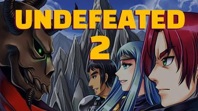 You're Not a Food Item - Let's Play: Undefeated - Part 2