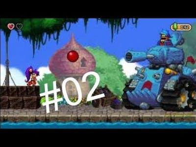 #Shantae and the Pirates curse#Beto Paraíba Games #02