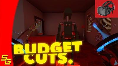 Budget Cuts   HTC Vive VR   Spy Games