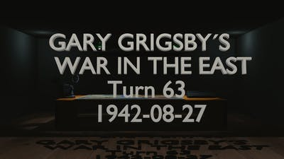Gary Grigsby's War in the East - Turn 63