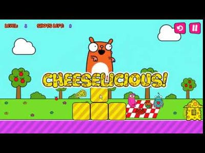 Horace and cheese flash game level1 to level10 complete