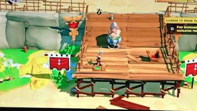 Asterix & Obelix XXL3. THE CRYSTAL MENHIR. Full version part1 episode1