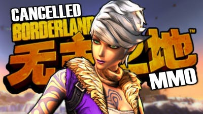 The Cancelled Borderlands MMO