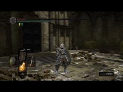 DARK SOULS™: REMASTERED - Beginnig of the game & Asylum Demon ng3+