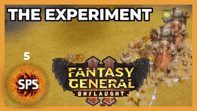 Fantasy General II Onslaught - THE EXPERIMENT - Let's Play Series Ep. 5