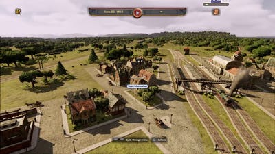 Railway Empire - the france dlc and building a france railway - part two