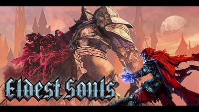 Eldest Souls Gameplay 2021 [No Commentary]