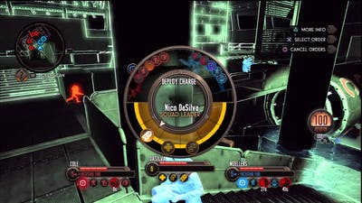 11 The Bureau XCom Declassified Commander Walkthrough HD PS3 (Hanger 6 R&D DLC) Mission 5 2/2