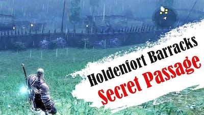 Viking: Battle for Asgard | Holdenfort Barracks Secret Passage Revealed
