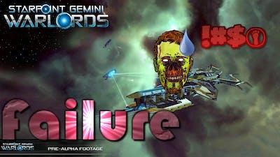 Starpoint Gemini Warlords part 3 - Failure