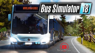 MAN Lion's City - The Bus Simulator 18