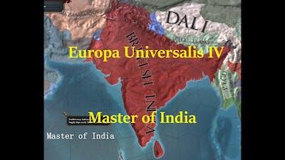 EU4 - Master of India [timelapse]