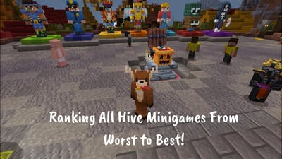 Ranking All Hive Games From Worst to Best!
