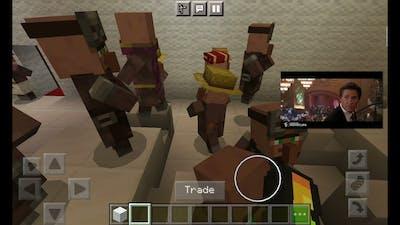 Minecraft Poseidon  Capsized