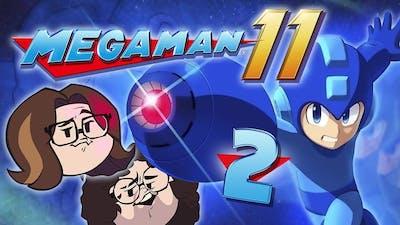 Mega Man 11: Frighties - PART 2 - Game Grumps