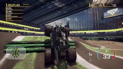 Monster jam steel titans 2,