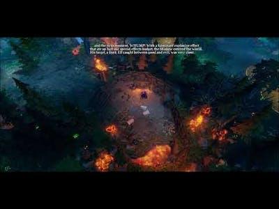 Dungeons 3 Walkthrough (Hellish Difficultly) - Level 1: The Shadow of Absolute Evil