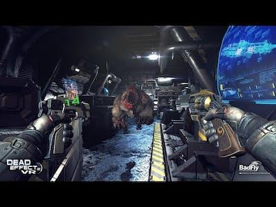 Dead Effect 2 [mobile game ] The beginning. Finding helper.