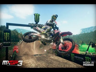 MXGP3 The Official Motocross - Let's Play !