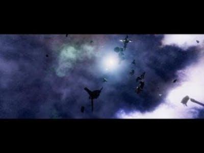 "BATTLESTAR GALACTICA Deadlock ""Ghost Fleet Offensive"" Resource Mission"
