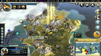 Civilization V: Gods and Kings - Let's Play - Deutschland Part 35