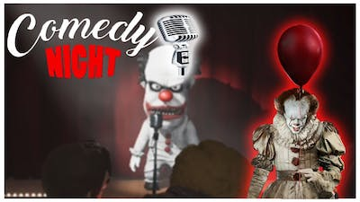 The Comedy Night Experience