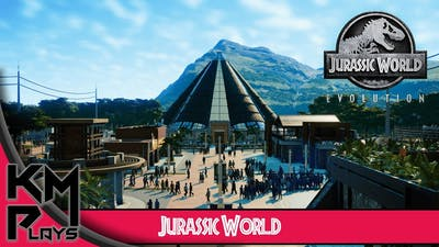 Jurassic World Evolution JWEvolution JWE JWEvo Episode 29 Jurassic World Evolution Deluxe Edition!