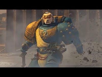 Ultramarine Veteran vs Chaos! - Multiplayer (PVP), Warhammer 40K: Space Marine 2021