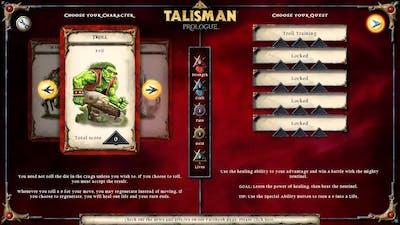 Talisman Prologue Trial Play